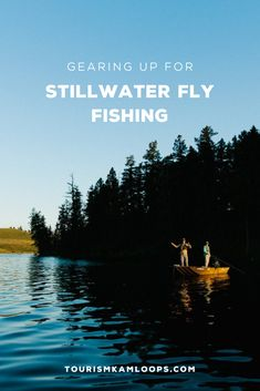 Having the appropriate gear will make a fishing experience on the water more enjoyable. Here are 3 essential gears for fly fishing on Kamloops trophy stillwater. Rainbow Trout, Forests, Fly Fishing, Lakes, North America, Landscapes, Puzzle, Essentials, City