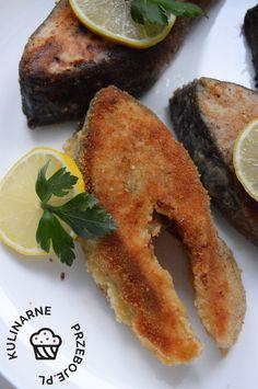 Karp wigilijny - najlepszy przepis na karpia smażonego! Karp, Polish Recipes, Polish Food, Seafood, Steak, Diet, Magick, Sea Food, Polish Food Recipes