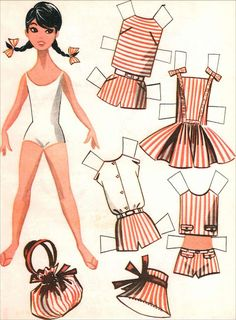 . * 1500 paper dolls at International Paper Doll Society by artist Arielle Gabriel ArtrA QuanYin5 Linked In QuanYin5 Twitter *