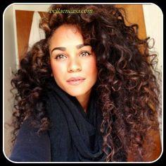 cortes peinados y estilos para cabello rizado