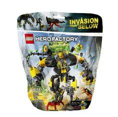 Amazon.com: LEGO Hero Factory 44022 EVO XL Machine: Toys & Games