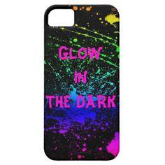 Glow In The Dark iPhone SE, 6s, 6s Plus, 6, 6 Plus, 5s, & 5c Cases ...