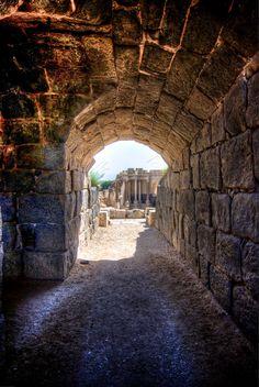 A look into history . Israel