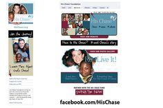 His Chase Foundation Custom Facebook Page - Designed by The Marketing Twins Facebook Fan Page, The Marketing, Page Design, Create Yourself, Twins, Foundation, Gemini, Foundation Series, Twin