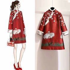 Ideas Fashion Dresses Sketches Moda For 2019 Asian Fashion, Fashion Art, Editorial Fashion, Trendy Fashion, Girl Fashion, Fashion Dresses, Fashion Trends, Style Fashion, Dress Illustration