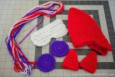 Baymax Inspired Hat   Free Crochet Pattern — Wild & Wanderful