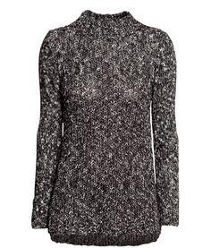 Knit Sweater   H&M US