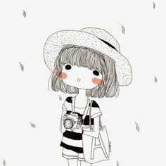 Dessin a colorier fille dessin fille mode dessin animé pour petite fille mafnifique