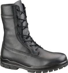 Bates E01621 Men's 9-inch US Navy DuraShocks(r) Steel Toe Boot Black 16 M US Bates. $173.23