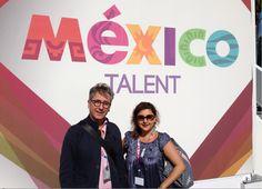 MIPCOM  Here Joe Solis & Ana Laura Solis in MIPCOM