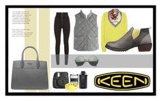 """So Fresh and So Keen: Contest Entry"" by schirm ❤ liked on Polyvore featuring Haider Ackermann, Prada, Balmain, Revo, Lulu Guinness, Keen Footwear, J.Crew, Fujifilm, Natalia Brilli and Gucci"