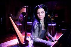 Playing for the album ''Evanescence''