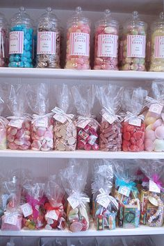 Mrs. Kibble's Shelves by such pretty things, via Flickr