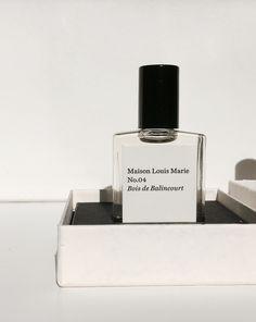 MAISON LOUIS MARIE 'BOIS DE BALINCOURT' PERFUMED OIL