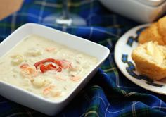 Browse, make and share recipes with the best ingredients Nova Scotia has to offer - seafood and lobster recipes, blueberry and summer fruit recipes, decadent desserts, and down home baked goods. Lobster Chowder, Fish Chowder, Chowder Soup, Chowder Recipes, Soup Recipes, Cooking Recipes, Lobster Bisque, Yummy Recipes, Dinner Recipes