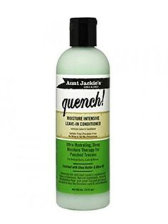 Quench! Leave-in Conditioner Aunt Jackie's www.rizadoafroymas.es