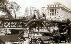 Viaduto do Chá. 1913