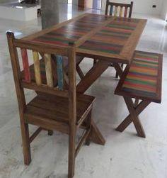 Outdoor Furniture, Outdoor Decor, Table, Home Decor, Kid Desk, Decoration Home, Room Decor, Tables, Home Interior Design