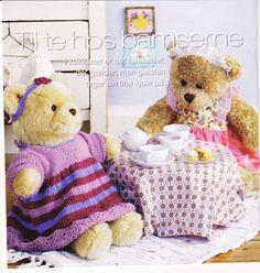 knitting books: knitting fashion for dolls Knit Fashion, Fashion Dolls, Knitting Books, Baby Born, Teddy Bear, Album, Toys, Crochet, How To Make