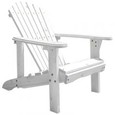 King chair king and farms on pinterest for Chaise adirondack rona