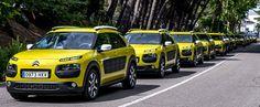Citroën lleva 3,5 toneladas de comida a los Bancos de Alimentos españoles | QuintaMarcha.com