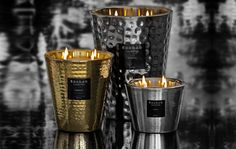 With Baobab Collection the candle becomes an object of decoration. Like the baobab tree in the African savannah, the candle impresses and stands out from the ordinary.