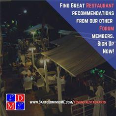 Share your favorite places today!www.SantoDomingoME.com/forum/restaurants #santodomingo #rd #restaurantesrd #republicadominicana #restaurant #santodomingord #dominican #dominicanrepublic #dominicana #dominicanalotienetodo #dominicanhasitall