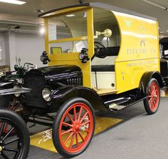 1919 Ford Model T Delivery Truck