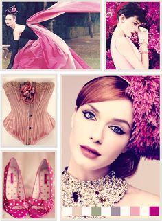 ♥ Vintage glam