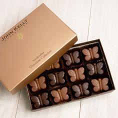 Signature Butterfly Gift Box | John Kelly Chocolates