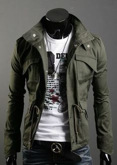 Not army issue but still bad-ass. A classic in any guy's wardrobe- gamer or not. Shop Now!