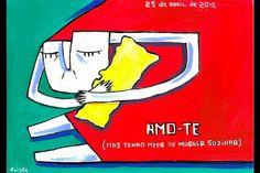 a ilustração 38 anos depois de João Abel Manta