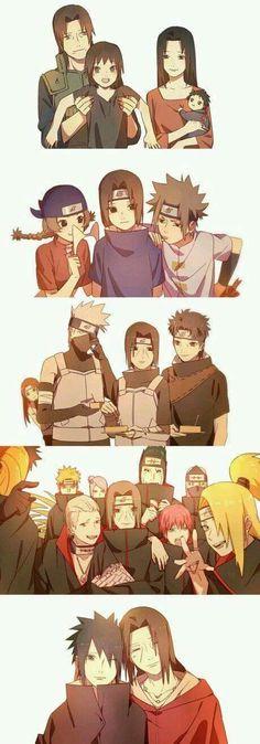 Family for the uchias