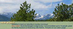 Estes Park campground--Rocky Mountain National Park