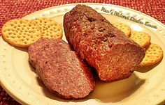 Homemade Summer Sausage/Lunch Meat | Frugal Farm Wife