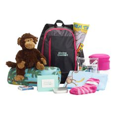 Giving Comfort provides comfort kits to those fighting cancer #givingcomfort #spon