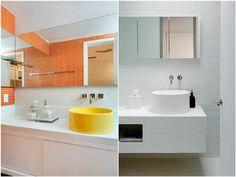 Saiba tudo sobre as pias e cubas e escolha a mais adequada para seu banheiro, lavabo ou cozinha.