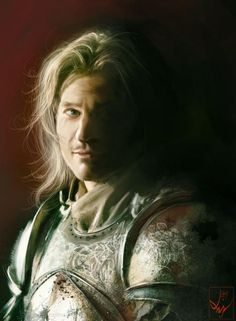 Game of Thrones - Jaime Lannister by Anna Mitura | Cuded