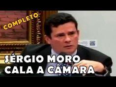 Urgente! Sérgio Moro vai à Câmara e detona reforma do CPP e o abuso de autoridade - YouTube