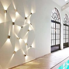 Delta Light is the first choice of many architects when it comes to high-quality lighting. Get Delta Light luminaires for your home Low Ceiling Lighting, Unique Lighting, Lighting Ideas, Lighting Solutions, Funky Lighting, Decorative Lighting, Kitchen Lighting, Deco Luminaire, Luminaire Design