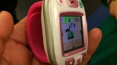 Leapfrog LeapBand Preview: Virtual pet meets fitness band for kids