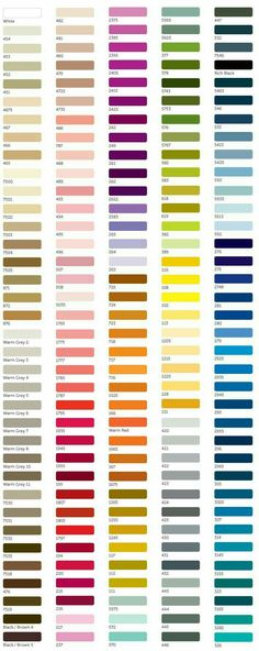 Paleta Colores Pintura Pared. Cool Paleta Colores Pintura Pared With ...