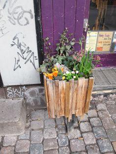 Spring in Vesterbro Copenhagen