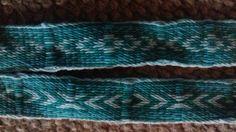 Femte brikvævning - bomuld  (for- og bagside)