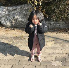 - - Source by nabilaigga Cute Asian Babies, Korean Babies, Asian Kids, Cute Babies, Cute Baby Meme, Cute Baby Videos, Cute Little Baby, Cute Baby Girl, Toddler Fashion