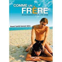 Comme un frère, moyen métrage de Bernard Alapetite et Cyril Legann (2005) avec Benoît Delière, Johnny Amaro et Thibault Boucaux #gay #french