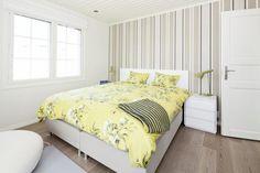 Kannustalon muuttovalmis Venla - Makuuhuone | Asuntomessut