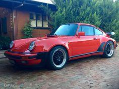 1985 Porsche 930 Turbo Manual
