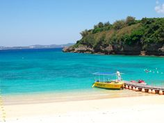 Ikei Island, Okinawa  Mama-san Beach, it does cost u $ to get onto this beach but soooo worth it...beautiful