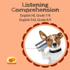 A CAPS compliant listening comprehension exercise. Ideal for English HL and English FAL grades Can be used for assessment purposes. TOPIC: The history of tea MARKS: 10 TIME: 30 minutes Word document can be customised to suit your learners' needs.